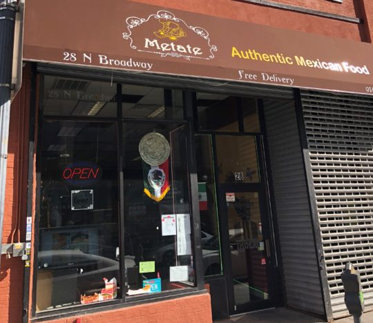 Metate Yonkers Authentic Mexican Food